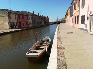 weekend in Romagna Comacchio