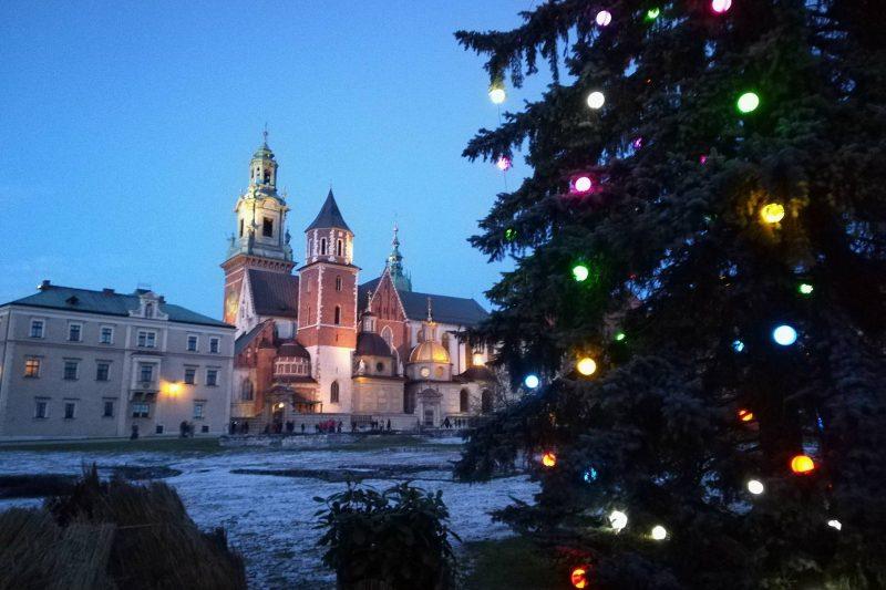 Il fascino di Cracovia d'Inverno