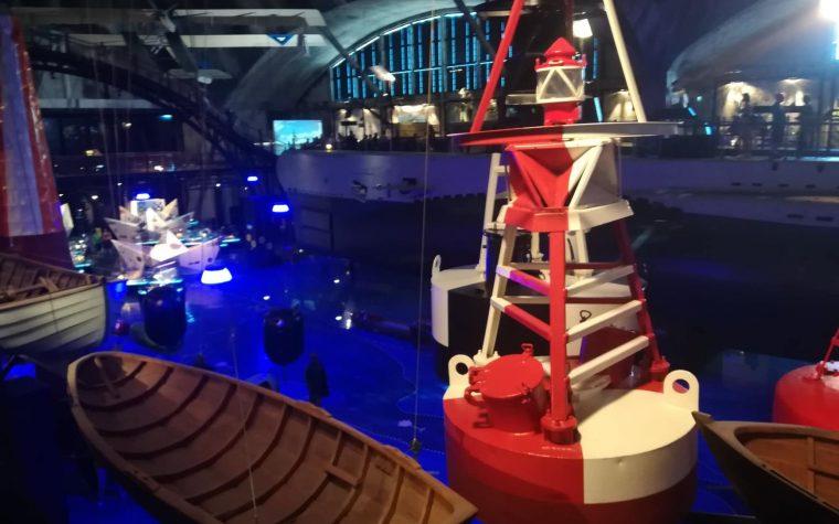 Lennusadam Seaplane Harbour: il museo del mare