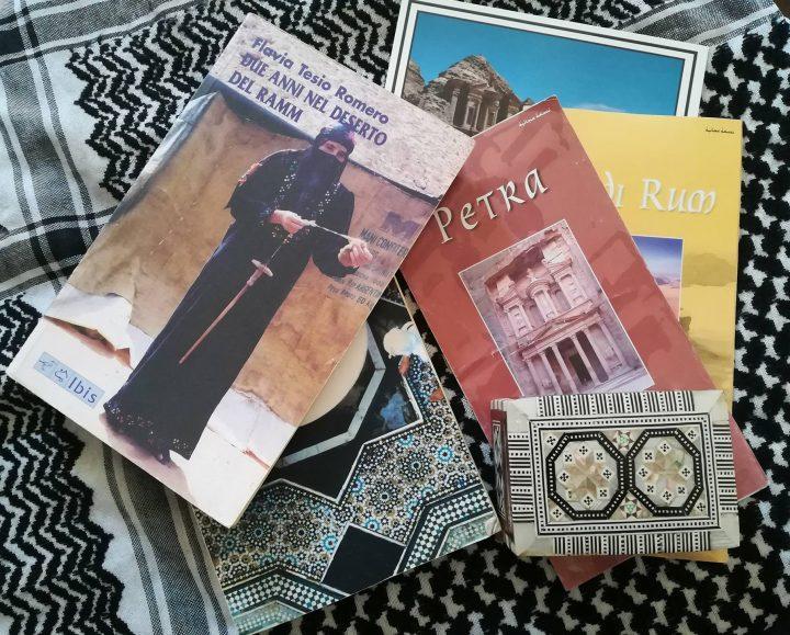 Libri per un viaggio in Giordania