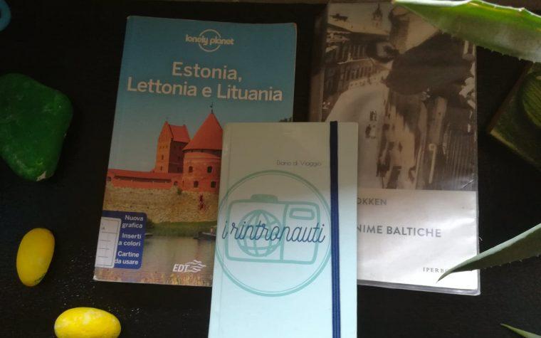 I libri per un un viaggio a Tallin