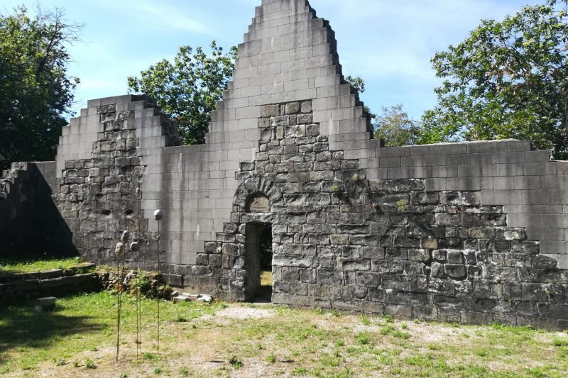 Sulle tracce dei resti dell'antica Pieve di Sant'Andrea di Furfalo e di Serra Pistoiese