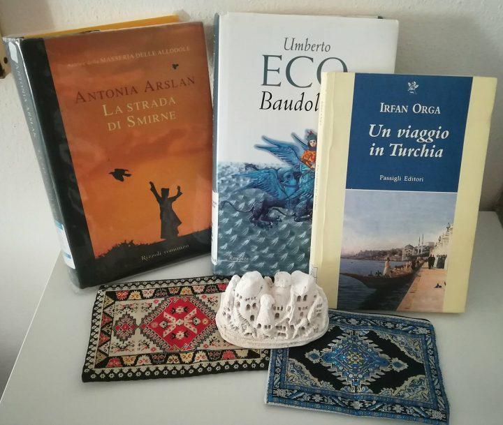 Libri per un viaggio in Turchia