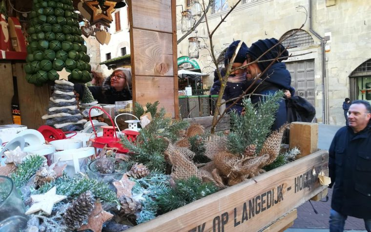 Arezzo: la città del Natale
