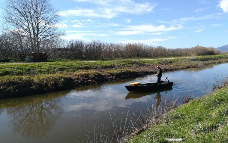 Un percorso alternativo della via Francigena: da Altopascio a Ponte a Cappiano lungo le vie d'acqua