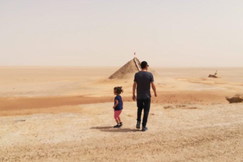 Chott el Jerid: il lago salato