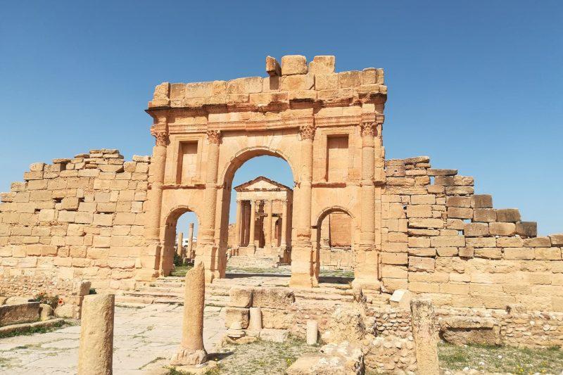 Siti archeologici da vedere in Tunisia