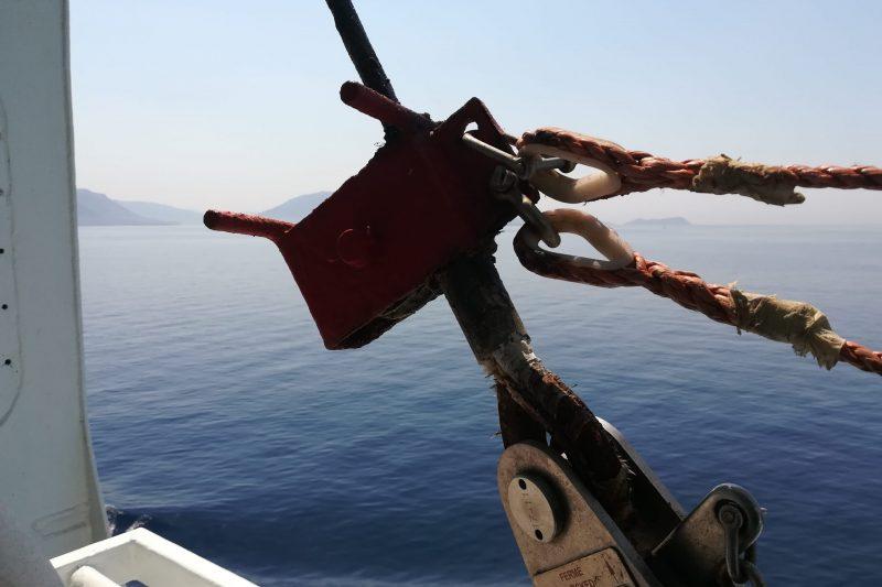 Come sopravvivere ad un viaggio in traghetto passaggio ponte