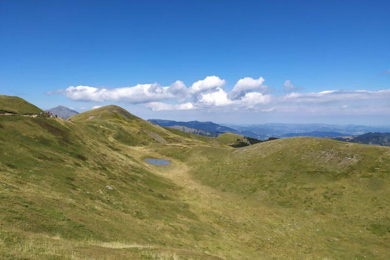Escursione al lago Scaffaiolo